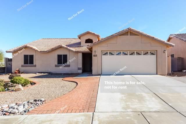 7491 S Laurel Willow Drive, Tucson, AZ 85747 (#22001695) :: Keller Williams