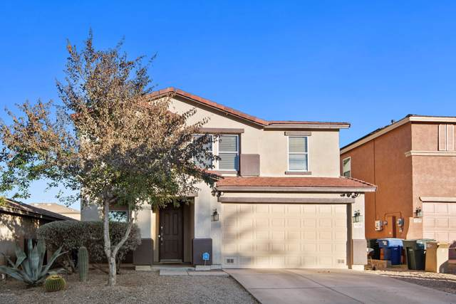 3540 N Riverhaven Drive, Tucson, AZ 85712 (MLS #22001701) :: The Property Partners at eXp Realty
