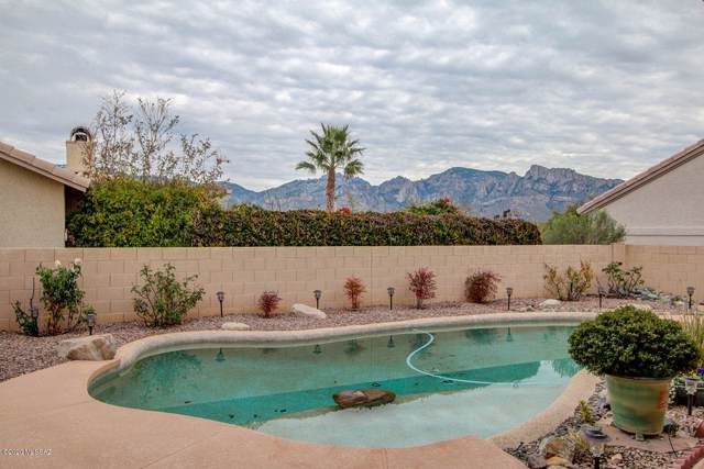 12676 N Granville Canyon Way, Oro Valley, AZ 85755 (#22001710) :: Long Realty - The Vallee Gold Team