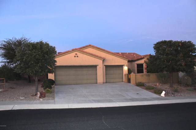 1042 W Bosch Drive, Green Valley, AZ 85614 (#22001728) :: AZ Power Team | RE/MAX Results