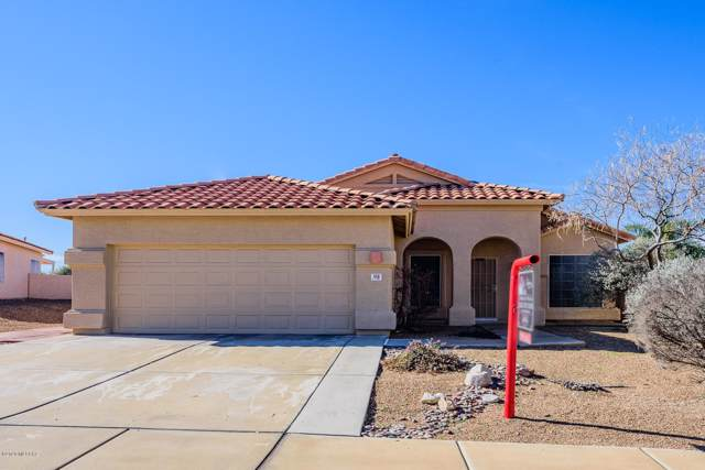 258 S Sonoran Heights Drive, Tucson, AZ 85748 (#22001733) :: The Local Real Estate Group | Realty Executives