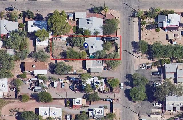 2449 N Edith Boulevard, Tucson, AZ 85716 (#22001739) :: Long Realty - The Vallee Gold Team