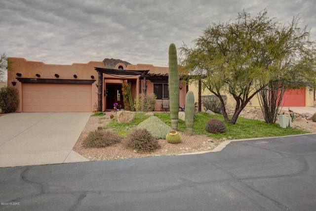 2060 S Doubletree Lane, Tucson, AZ 85713 (#22001743) :: Long Realty - The Vallee Gold Team
