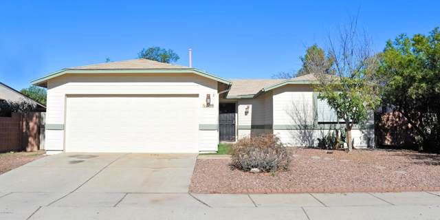2798 W Firebrook Road, Tucson, AZ 85741 (MLS #22001752) :: The Property Partners at eXp Realty