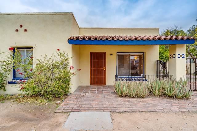 1231 E Edison Street, Tucson, AZ 85719 (#22001763) :: Long Realty - The Vallee Gold Team