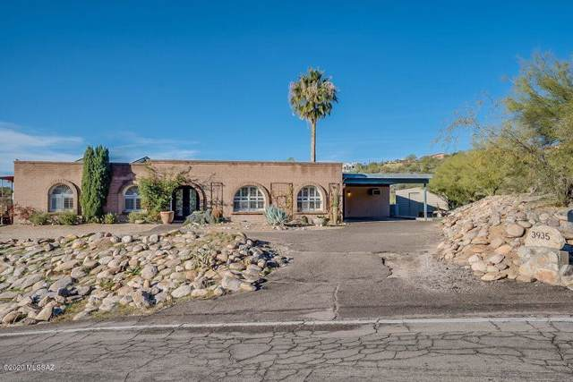 3935 N Tanuri Drive, Tucson, AZ 85750 (#22001764) :: Keller Williams