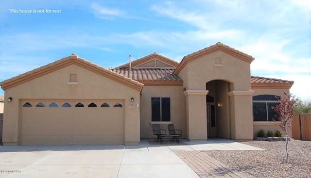 12874 N Cenozoic Drive, Marana, AZ 85658 (MLS #22001773) :: The Property Partners at eXp Realty