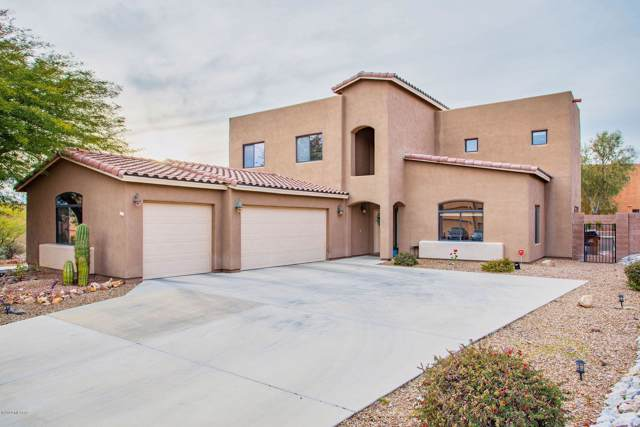 39714 Horse Run Drive, Tucson, AZ 85739 (#22001785) :: Long Realty - The Vallee Gold Team