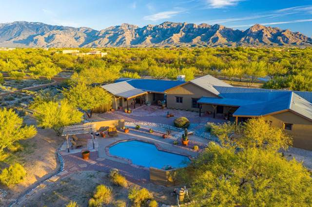 12901 N Tailwind Drive, Tucson, AZ 85737 (#22001787) :: Long Realty - The Vallee Gold Team