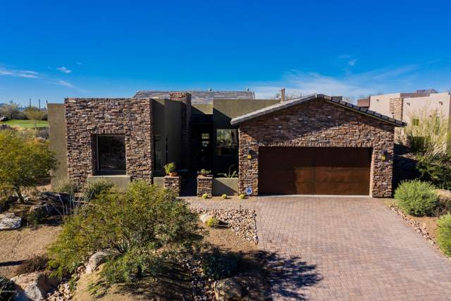 14197 N Hidden Enclave Place, Oro Valley, AZ 85755 (#22001797) :: Long Realty - The Vallee Gold Team