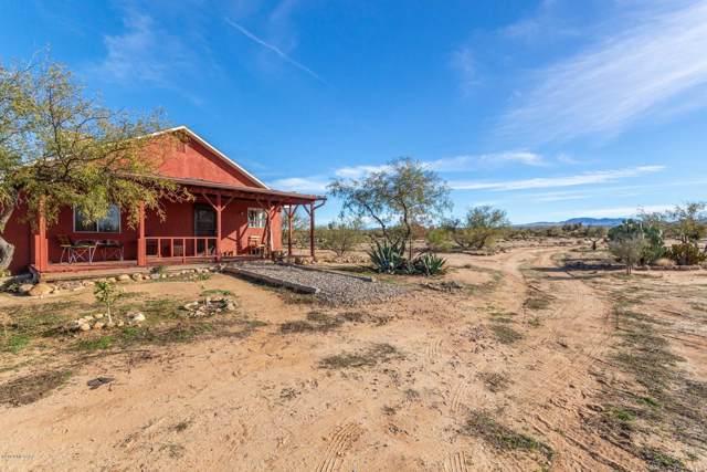 12280 W Daviti Lane, Tucson, AZ 85736 (#22001813) :: Long Realty - The Vallee Gold Team