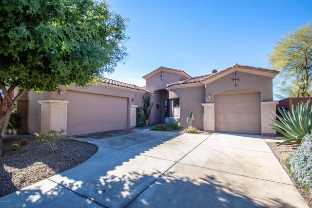 6295 N Via Jaspeada, Tucson, AZ 85718 (#22001824) :: Long Realty - The Vallee Gold Team