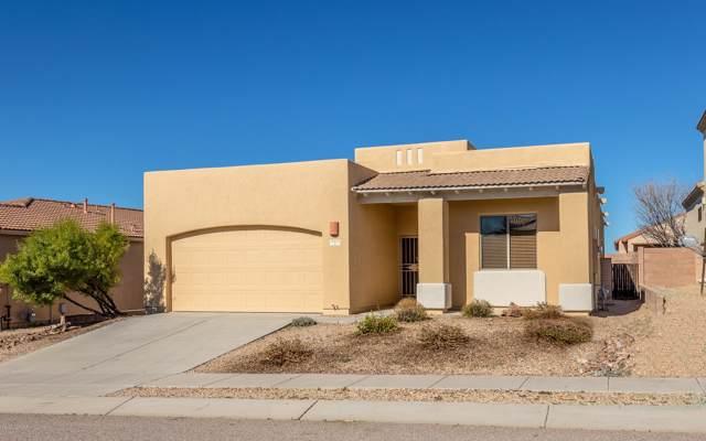 10425 S Painted Mare Drive, Vail, AZ 85641 (#22001853) :: Long Realty Company
