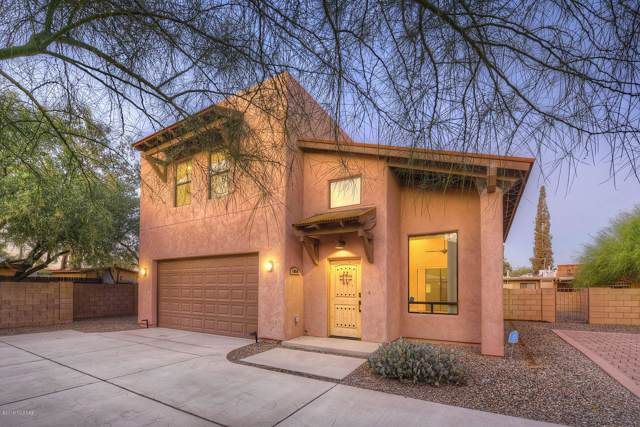1050 E Easy Street, Tucson, AZ 85719 (#22001856) :: Long Realty - The Vallee Gold Team