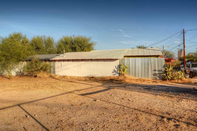674 S Main Avenue #0, Tucson, AZ 85701 (#22001860) :: The Local Real Estate Group | Realty Executives