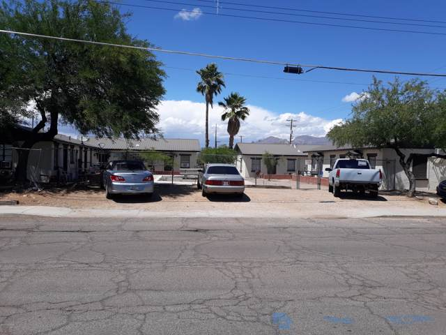 204 W Kelso Street, Tucson, AZ 85705 (#22001868) :: Long Realty - The Vallee Gold Team