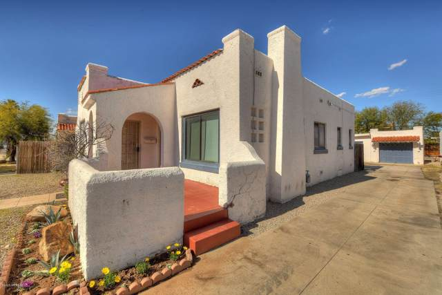 1333 E Broadway Boulevard, Tucson, AZ 85719 (#22001876) :: Long Realty - The Vallee Gold Team