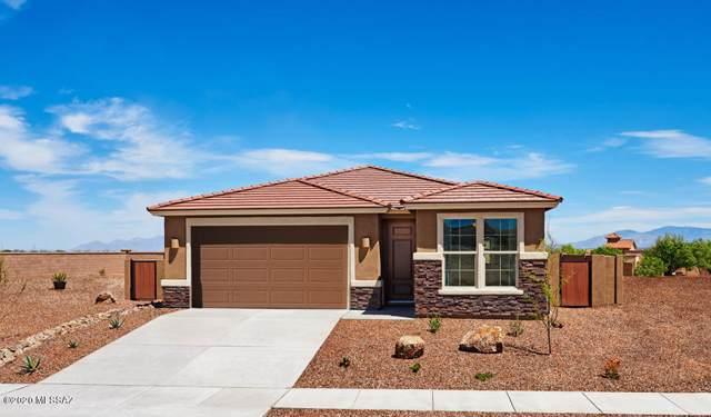 6502 E Via Arroyo Azul, Tucson, AZ 85756 (#22001881) :: Long Realty Company