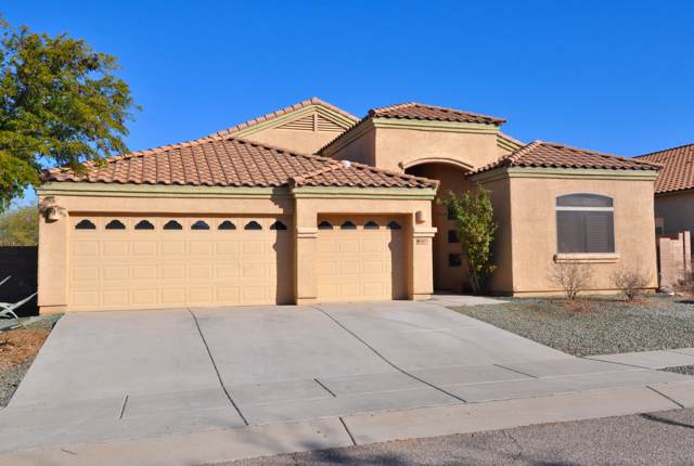 6474 W Misty Mountain Way, Tucson, AZ 85757 (#22001917) :: Long Realty - The Vallee Gold Team