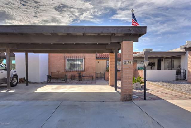 351 W Camino Del Sonador, Green Valley, AZ 85614 (#22001924) :: Gateway Partners | Realty Executives Tucson Elite