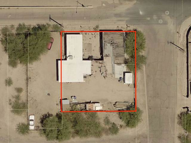 501 W Speedway Boulevard, Tucson, AZ 85705 (#22001944) :: Long Realty - The Vallee Gold Team