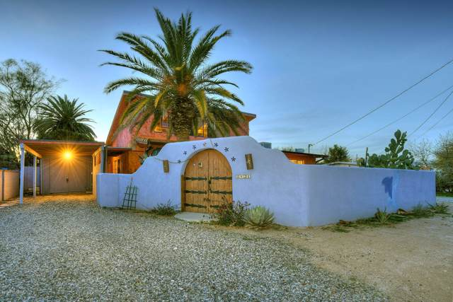 1421 N Catalina Avenue, Tucson, AZ 85712 (#22001958) :: Long Realty - The Vallee Gold Team
