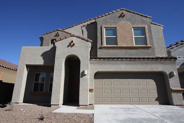 12157 E Domnitch Drive, Vail, AZ 85641 (#22001961) :: Gateway Partners   Realty Executives Tucson Elite
