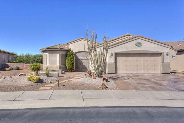 5100 S Via Loma Verde, Green Valley, AZ 85622 (#22001963) :: Gateway Partners | Realty Executives Tucson Elite