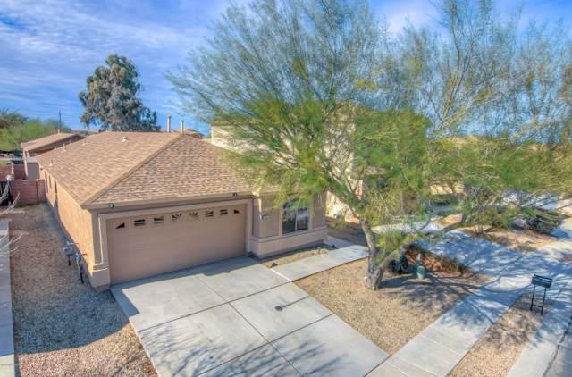 7862 S Hidden Stone Lane, Tucson, AZ 85756 (#22001967) :: Long Realty - The Vallee Gold Team