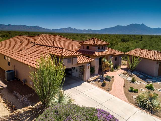 2779 E Glen Canyon Road, Green Valley, AZ 85614 (MLS #22001969) :: The Property Partners at eXp Realty