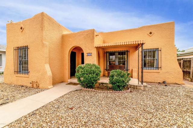1332 E 9th Street, Tucson, AZ 85719 (#22001983) :: The Local Real Estate Group | Realty Executives