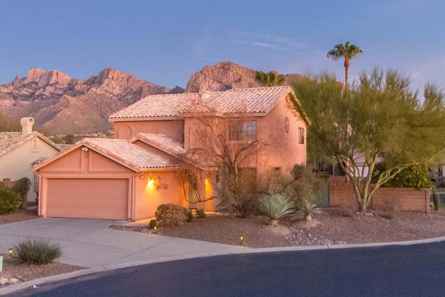 10300 N Bald Head Place, Tucson, AZ 85737 (#22001995) :: Long Realty - The Vallee Gold Team