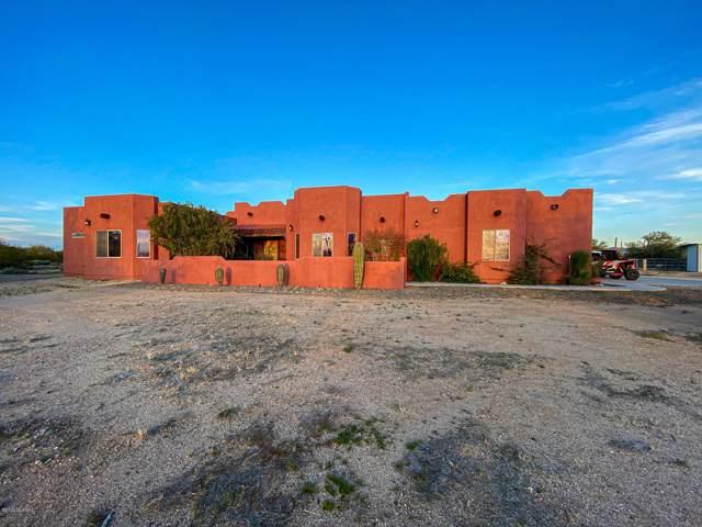 31962 E Gray Hawk Road, Marana, AZ 85658 (#22002005) :: Long Realty - The Vallee Gold Team