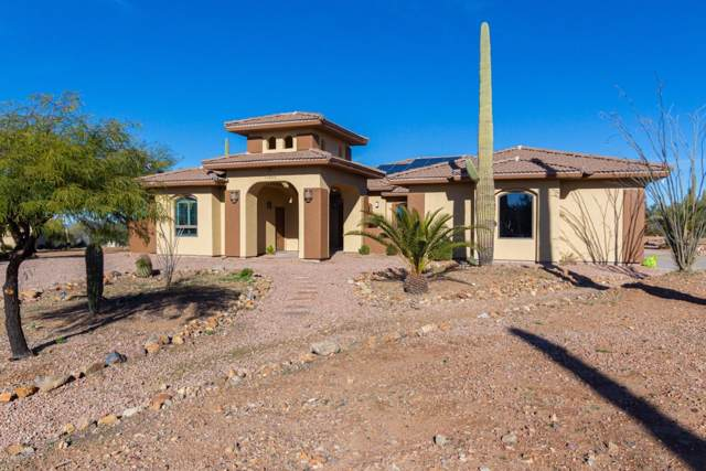 11250 W Calle Pima, Tucson, AZ 85743 (#22002010) :: Long Realty - The Vallee Gold Team