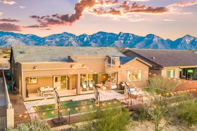 12911 N Morgan Ranch Road, Oro Valley, AZ 85755 (#22002013) :: Gateway Partners | Realty Executives Tucson Elite