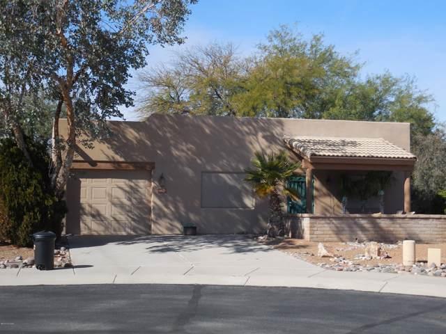 3870 S Calle Viva, Green Valley, AZ 85614 (#22002024) :: Tucson Property Executives