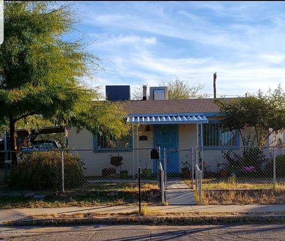 227 W Macarthur Street, Tucson, AZ 85714 (#22002031) :: Long Realty - The Vallee Gold Team