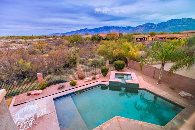 11924 N Mesquite Hollow Drive, Oro Valley, AZ 85737 (#22002051) :: Long Realty Company