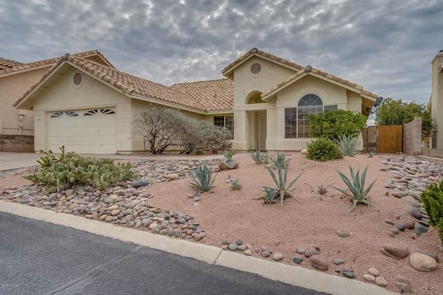 1687 W Sunridge Drive, Tucson, AZ 85704 (#22002053) :: Long Realty - The Vallee Gold Team