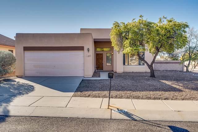 2991 W Placita Montessa, Tucson, AZ 85741 (#22002054) :: Keller Williams