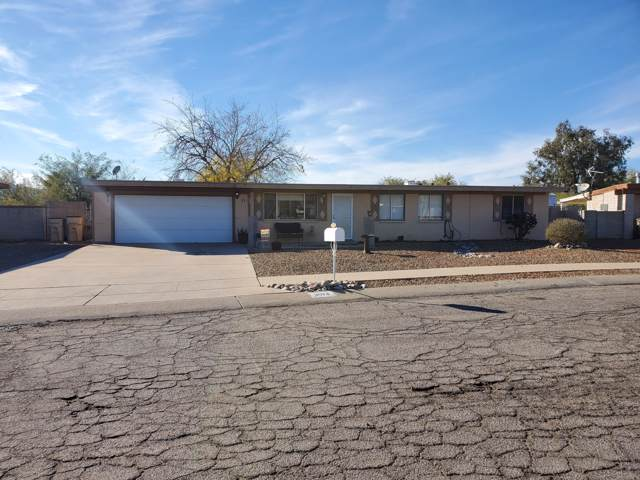 3074 W Bartlett Place, Tucson, AZ 85741 (#22002056) :: Long Realty - The Vallee Gold Team
