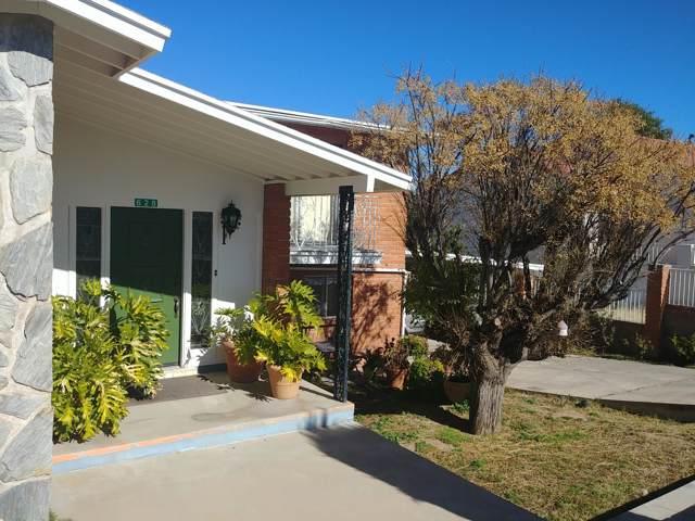 628 W Noon Street, Nogales, AZ 85621 (#22002094) :: Kino Abrams brokered by Tierra Antigua Realty