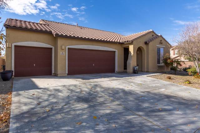11287 W Olivaceous Road, Marana, AZ 85653 (MLS #22002102) :: The Property Partners at eXp Realty