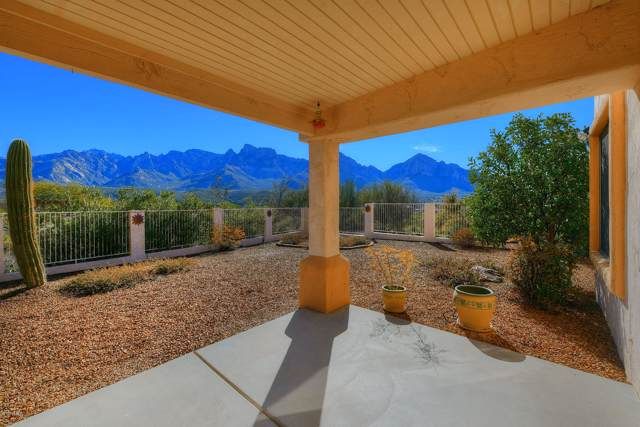 11460 N Skywire Way, Oro Valley, AZ 85737 (MLS #22002108) :: The Property Partners at eXp Realty