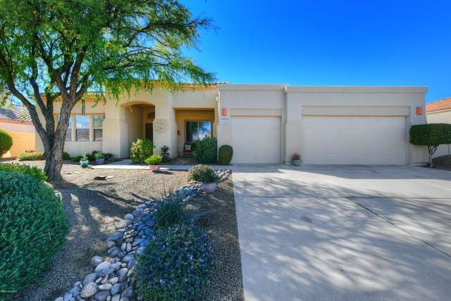 13919 N Bentwater Drive, Oro Valley, AZ 85755 (MLS #22002109) :: The Property Partners at eXp Realty