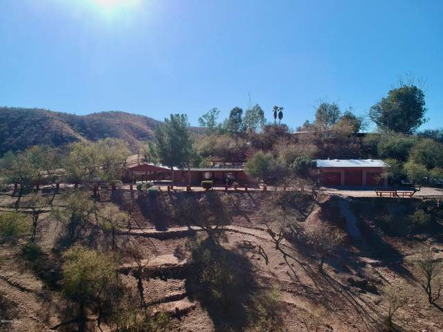 8 Amura Lane, Nogales, AZ 85621 (#22002122) :: Long Realty - The Vallee Gold Team