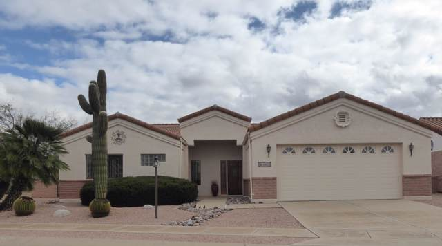 1421 N Bank Swallow Road, Green Valley, AZ 85614 (#22002124) :: Long Realty - The Vallee Gold Team