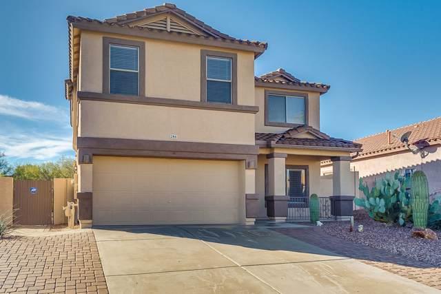 286 E Thomas Jefferson Way, Sahuarita, AZ 85629 (MLS #22002125) :: The Property Partners at eXp Realty