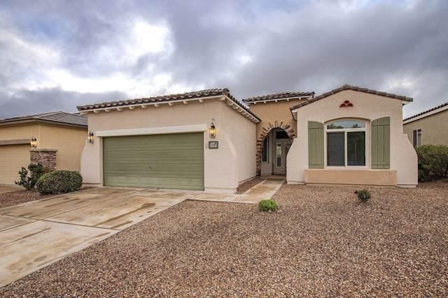 934 N Via Zahara Del Sol, Tucson, AZ 85748 (#22002137) :: Long Realty - The Vallee Gold Team