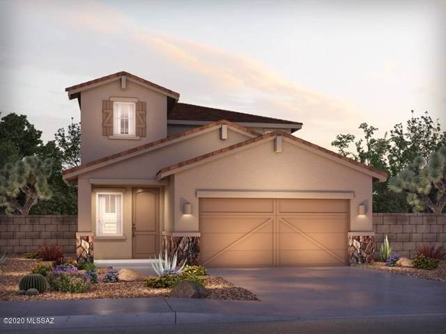 10592 S Avenida Lago De Plata, Vail, AZ 85641 (#22002140) :: Tucson Property Executives